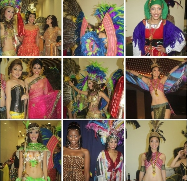 Miss Global International 2012