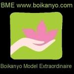 BME Logo Black Background